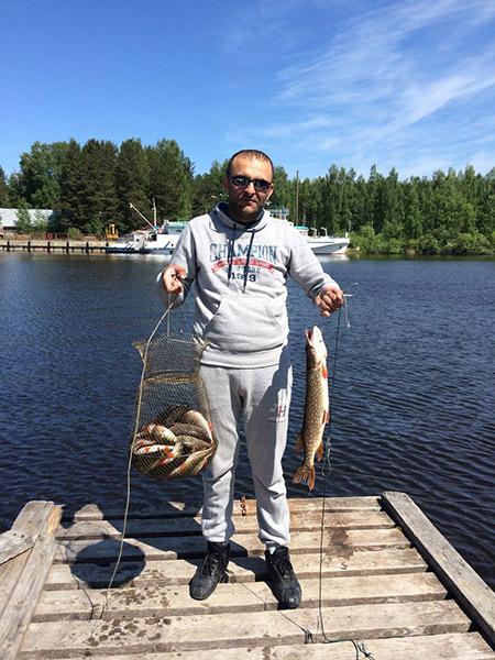 google рыболов